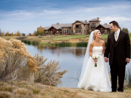 Kyla & James Wedding Pronghorn Golf Club Central Oregon | Pronghorn Wedding Photography Central Oregon