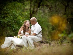 Kaytee & James Wedding private residence Shady Cove, OR | Central Oregon Wedding Photography