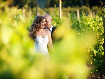 Lindsey & Chris Wedding Gorge Crest Vineyards Underwood, WA | Hood River, OR Wedding Photography