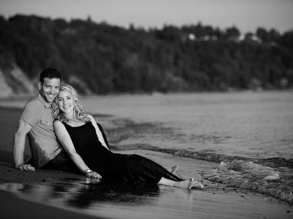 {Emily + Darren} Stylized Engagement Session Seattle, WA  | Seattle Wedding Photography