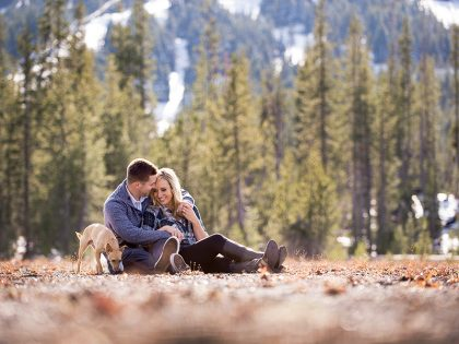 {Carolynn + Patrick} Engagement Session Mt. Bachelor | Bend, OR Wedding Photography