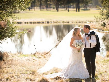 {Barbi + Devin} Wedding Sunriver Resort Sunriver, OR | Sunriver Resort Wedding Photography